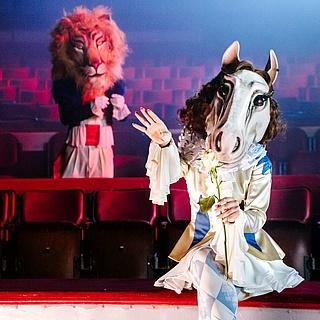 Circus Krone zu Gast in Frankfurt