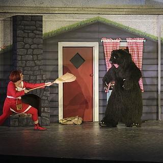 Theatersommer 2021 - Endlich wieder Kindertheater