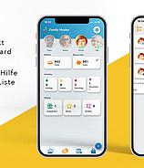 Innovative Familien-App hilft bei Familienorganisation
