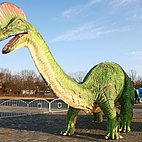 Dinosaurier im Reich der Urzeit