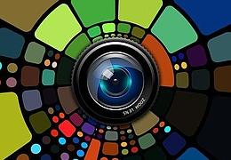 Städel Atelier zu Hause: Flimmernde Farbpunkte