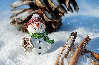 Knirps, der Schneemann und seine Abenteuer