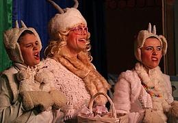 Der Wolf und die sieben Geisslein - Mitspieltheater
