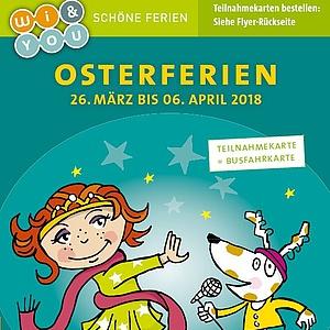 Schöne Osterferien 2018!