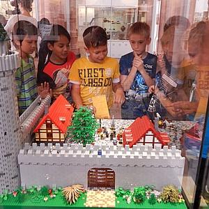 LEGO Zeitreise in Frankfurt