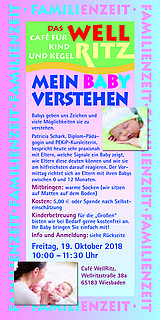 """Elterntalk """"Mein Baby verstehen"""""""