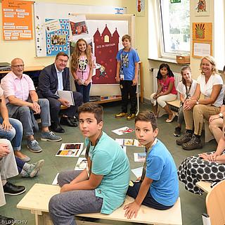 Kinder-Komitee für das GrimmsMärchenReich
