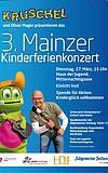 3. Mainzer Kinderferienkonzert