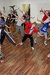 Platform Dance Studio by Kelechi Onyele
