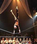 Zirkus Magie mit ganz viel Leidenschaft!