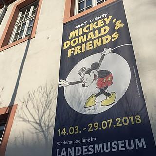 Mickey, Donald & Co. sind zu Gast in Mainz