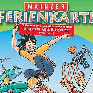 Verkauf für die Mainzer Ferienkarte ist gestartet