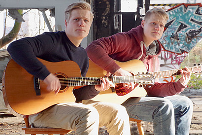 Dein Song 2017 Finalisten: Finn & Jonas