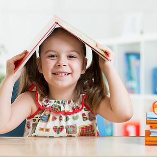 Kinder mit Spaß auf die Schule vorbereiten