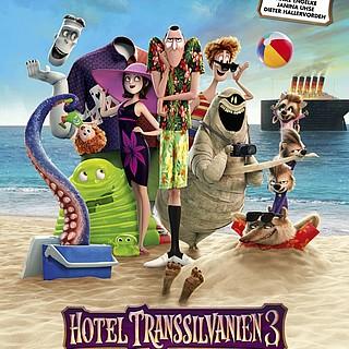 Hotel Transsilvanien 3 – Wenn Monster auf Reisen gehen