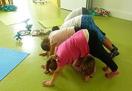 Yoga & Märchen (Kinder von 8-10 J.)