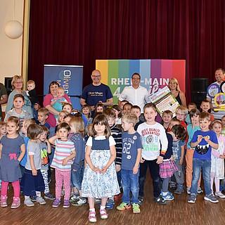 KITA Kinder gewannen Konzert mit Oliver Mager