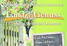 """Land & Genuss"" in Frankfurt"
