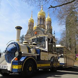 """Touristikbahn """"THermine"""" fährt wieder"""
