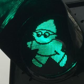 Im Mainz regeln die Mainzelmännchen den Verkehr!