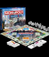 Monopoly in der Frankfurt Edition