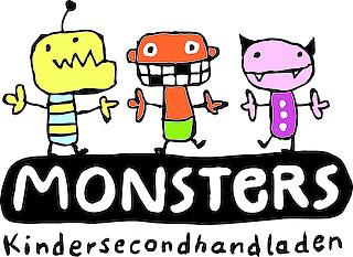 Monsters Kindersecondhandladen