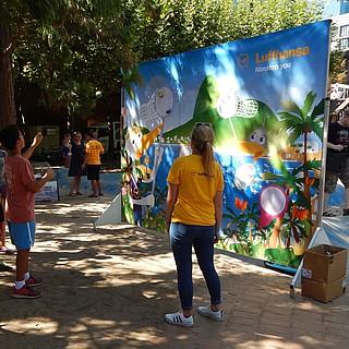Buntes Angebot für Kinder und Jugendliche auf dem Museumsuferfest