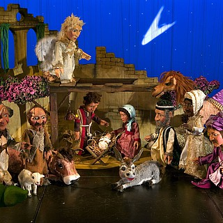 Augsburger Puppenkiste bringt Weihnachtsgeschichte auf die Leinwand