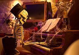 """Halloween in """"Hixacrels Spukhaus"""""""