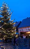Adventsmarkt im Freilichtmuseum Hessenpark