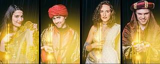 Ali Baba & die 40 Räuber