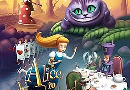 Alice im Wunderland - on Ice