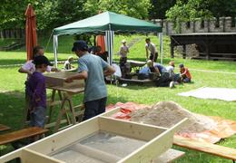 Archäologo-Camp