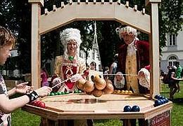 Barockes Sommerfest im Bansapark