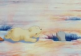 """Bilderbuchkino """"Kleiner Eisbär – wohin fährst Du?"""""""