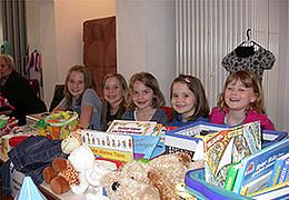 Biospährenhaus Fischbach: Kinder- und Babybasar