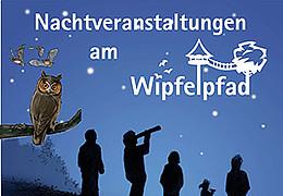 Biospährenhaus Fischbach: Nachtexkursion zu den Eulen und Fledermäusen