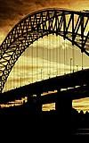 Brücken überwinden Hindernisse