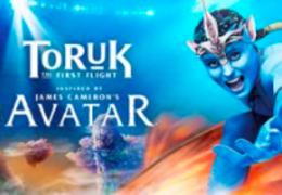 Cirque du Soleil: Toruk - Der erste Flug