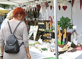 Darmstädter Kunsthandwerkermarkt