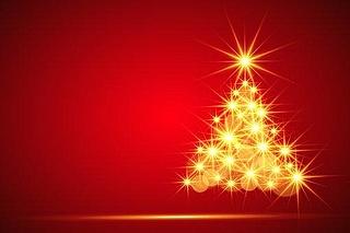 Das Weihnachtselement
