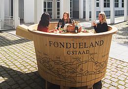 Die Schweiz lädt zum Picknick ein