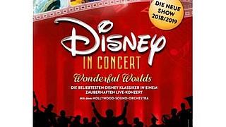 Disney In Concert 2018 – Wonderful Worlds