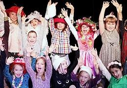 Eröffnungsfestival: Theater-Schnupperkurs