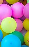 Experimente mit Luftballons