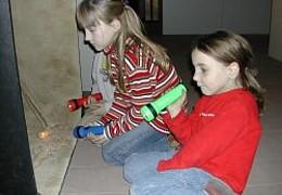 Familien-Taschenlampen-Führung