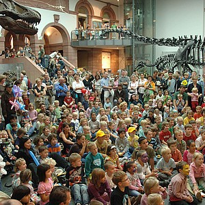Happy Birthday: 200 Jahre Senckenberg