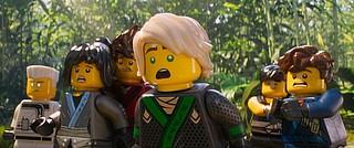 Familienkino - The Lego Ninjago Movie