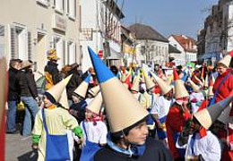 Fastnacht: Hechtsheimer Kinder- und Jugendmaskenzug