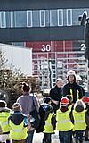 Feuerwehr Frankfurt für Kinder - Ein Actiontag mit Branderziehung